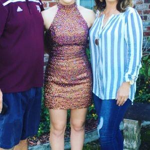 Sherri Hill Dresses - Sherri Hill homecoming dress. size 4. Fall 2016